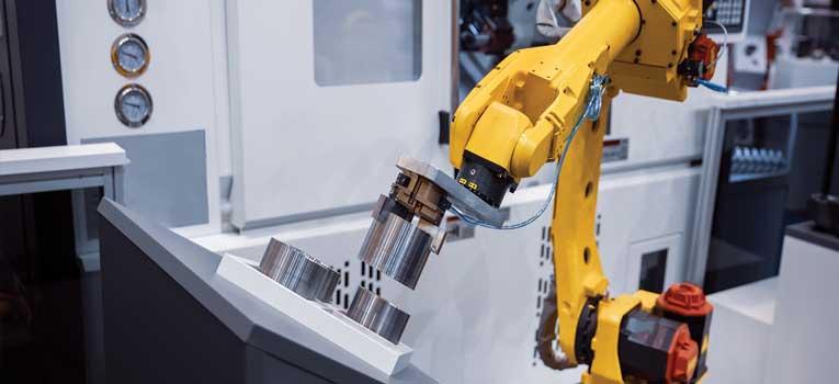 robot przemysłowy toruń