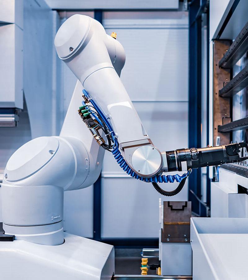 Roboty współpracujące coboty