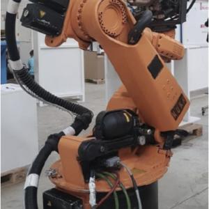 robot używany kuka kr 125