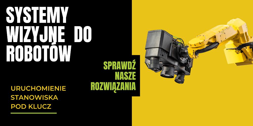 robot z systemem wizyjnym
