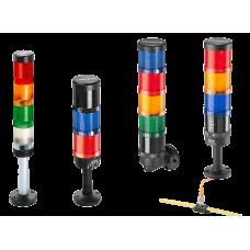 kolumny sygnalizacyjne stanowisk zrobotyzowanych